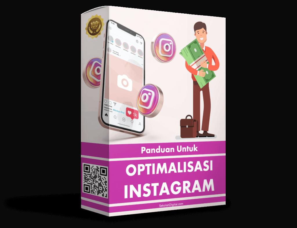 Optimalisasi Instagram - Sekolah Digital