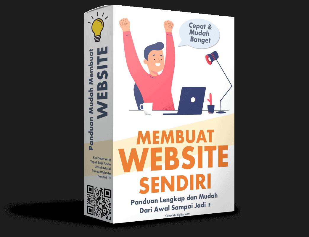 Cara Membuat Website - sekolah digital